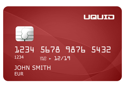 Uquid Card | Meilleure carte Bitcoin