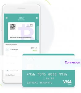 wirex carte crypto